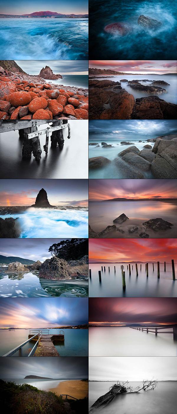 Seascape photography ideas