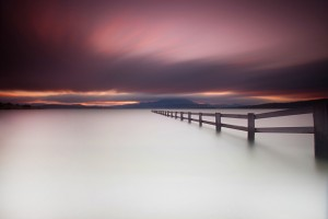 One of my favourite photos made by possible by using various neutral density filters