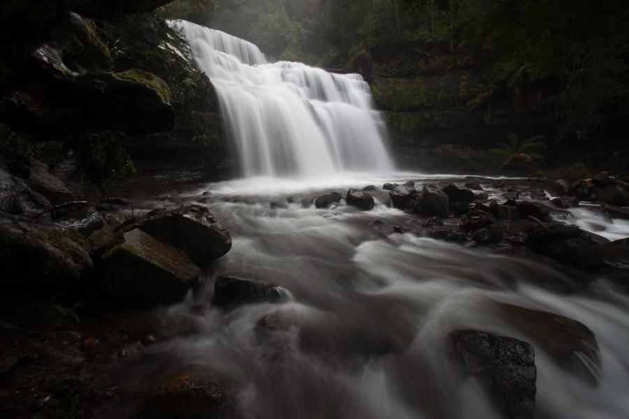 Liffey Falls Before