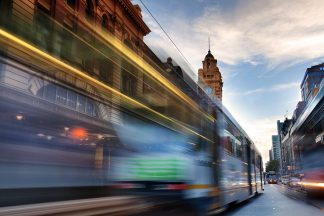 Flinders St Station
