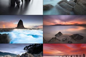 Examples of different long exposure photographs