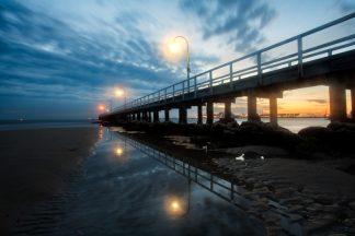 port melbourne pier