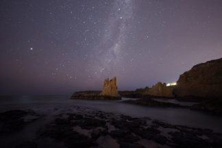 Cathedral Rocks Milkyway
